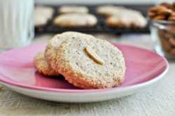 Lemon Almond Macaroons