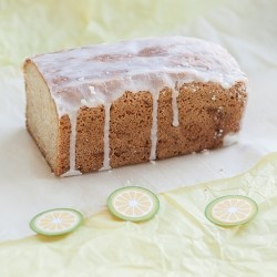 Lemon Glazed Zucchini Bread Recipe