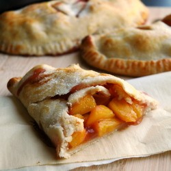 Peach Rum Hand Pies Recipe