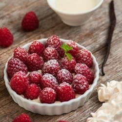 Raspberry Vacherin Recipe