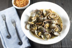 Spicy Clams Italiano Recipe