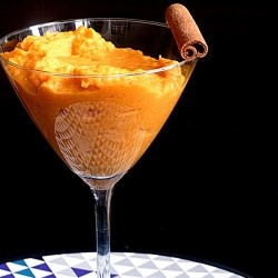 Sweet Potato Orange Mousse Cuban Recipe