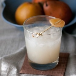 White Ginger Cocktail Recipe