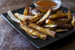 Baked Chipotle Fries Recipe