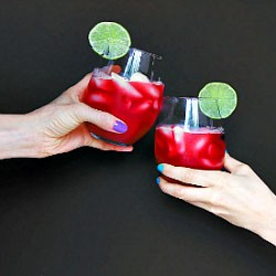 Blackberry Limeade Recipe