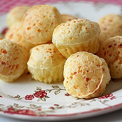 Brazilian Cheese Bread