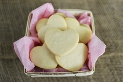 Butter Sugar Cookies Recipe