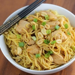 Charlie Chan Chicken Pasta Recipe