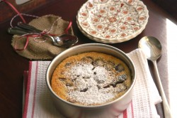 Cherry Almond Clafoutis Recipe