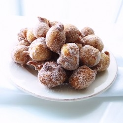 Chewy Donut Balls