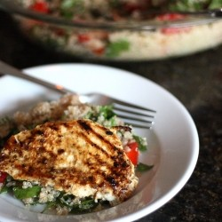 Chicken Breast and Quinoa