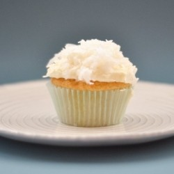 Coconut Cupcakes from Ina Garten