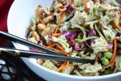 Crispy Thai Crunch Salad