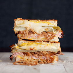 Cuban Grilled Cheese Sandwich Recipe
