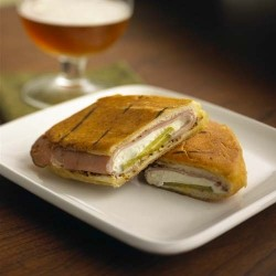 Cuban Sandwich with Goat Cheese