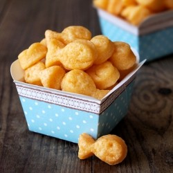 Goldfish Crackers Homemade Recipe