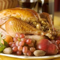 Maple Roasted Turkey Recipe