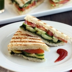 Mumbai Sandwich Recipe