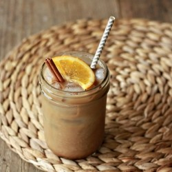Orange Spice Iced Coffee Recipe
