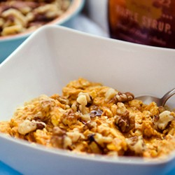 Pumpkin Coconut Overnight Oats Recipe