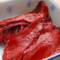 Roasted Red Peppers for Sauce