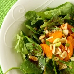 Romaine and Mandarin Salad
