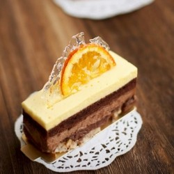 Sadaharu Aoki Valencia Orange Chocolate