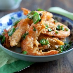 Salt and Pepper Shrimp Recipe