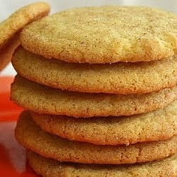 Simple Snickerdoodles
