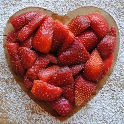 Strawberries for French Toast