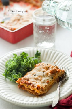 Turkey Lasagna Recipe