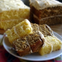Basic Pound Cake with Variations