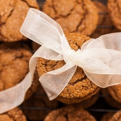 Chew Ginger Cookies Recipe