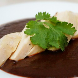 Chicken with Classic Mole Sauce