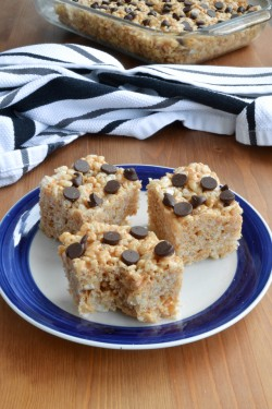 Chocolate Peanut Butter Rice Krispies Recipe