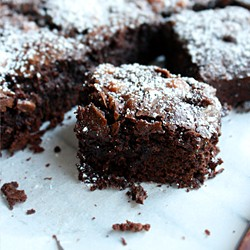 Cracked Brownies Recipe