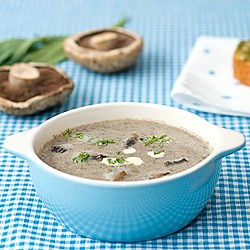 Cream of Portobello Mushroom Soup Recipe