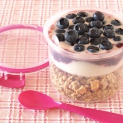 Granola Yogurt Parfait Recipe