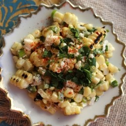 Grilled Mexican Street Corn Salad Recipe