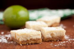 Key Lime Bars Recipe