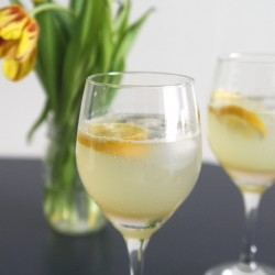 Lemon Lavender Fizz Recipe