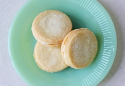 Lemon Sandwich Cookies Recipe