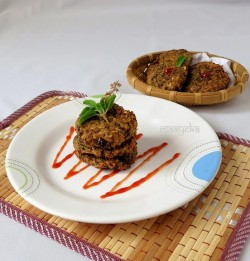 Lentil and Coconut Patties Recipe