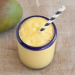 Mango Coconut Shake Recipe