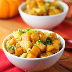 Maple Roasted Butternut Squash Recipe