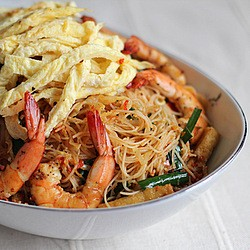 Mee Siam Fried Siamese Noodles