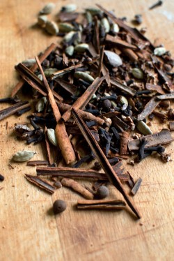 Mulled Wine Spice Bags Recipe
