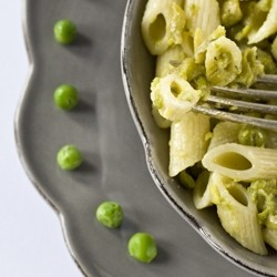 Pasta with Peas and Herbs