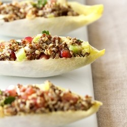 Quinoa Boat Recipe