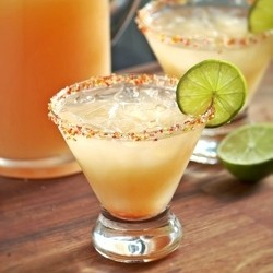 Skinny Grapefruit Margaritas Recipe